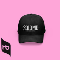 TOPI BASEBALL | SOLOMID NO FEED NO PAIN | BORDIR | MOBA