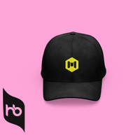 TOPI BASEBALL | CALL OF DUTY MOBILE LOGO CODM | BORDIR