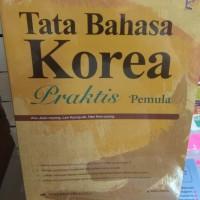 Tata Bahasa Korea Praktis Pemula