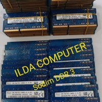RAM LAPTOP SODIM DDR 3 PC10600 2GB