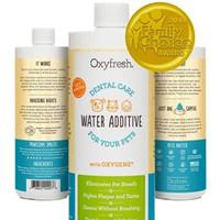Oxyfresh Dental Care Water Additive 100 ml - penyegar nafas hewan