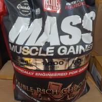 Elitelabs Muscle Mass Gainer 20lbs
