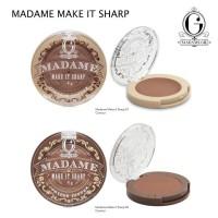 MADAM GIE CONTOUR WAJAH / MAKE IT SHARP FACE CONTOUR