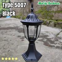 Lampu taman Pilar out door klasik 5007
