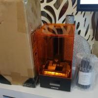 Longer Orange 10 3D Resin Printer with LCD Screen