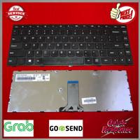 Keyboard Lenovo IdeaPad 300-14IBR PK130TG3A00 PK1314I3A00 BLACK