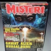 BUKU ORIGINAL - MAJALAH MISTERI EDISI 20 MARET - 04 APRIL 2013