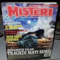 BUKU ORIGINAL - MAJALAH MISTERI EDISI 20 SEPTEMBER - 04 OKTOBER 2012