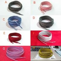 Shoelaces Checkerboard / Laces Checkerboard / Tali Sepatu Catur Vans