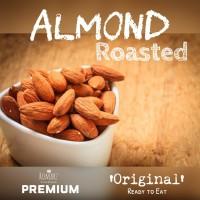 Almond Roasted Kacang Almond Panggang Kacang Almond Oven 250gr