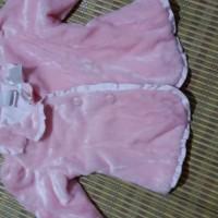 Jaket anak PINK preloved