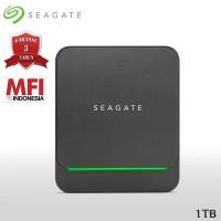 Seagate BarraCuda Fast SSD 1TB USB-C SSD Eksternal