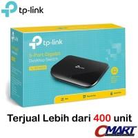 TP-LINK TL-SG1005D : TPLink 5 Port Gigabit Desktop Switch Hub