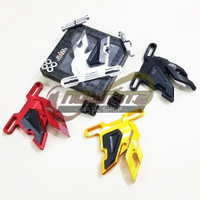 Cover Pelindung Caliper Guard Black Diamond PCX ADV Vario Beat Scoopy