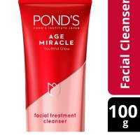 ponds age miracle facial foam 100 gr pond's age miracle 100 ml