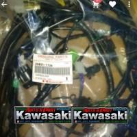 kabel body ninja 250 karbu original kawasaki original kawasaki