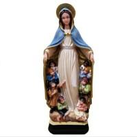 Patung bunda Maria pelindung Gereja / patung maria