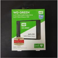 SSD WD Green 120GB SATA 3 - 2.5 - SSD Laptop Original Garansi Resmi