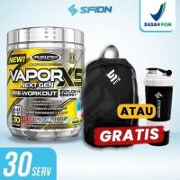 Muscletech Next Gen Vapor X5 232 Nextgen Vapor Pre Workout - FRUITPUNCH