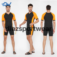 Baju renang pria jumbo baku renang diving cowo celana renang laki-laki