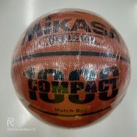 bola basket Mikasa 1000 Compact size 6 original