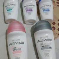Activelle antiperspirant deodorant