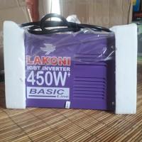 Trafo las lakoni basic 123ixs 450 watt