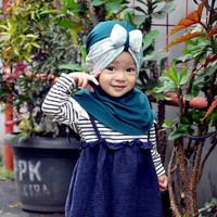 Jilbab Anak Bayi Balita Hijab Anak Perempuan Cewek Lucu Premium