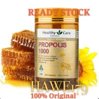 Propolis | Healthy Care Propolis 1000 mg 200 softcap