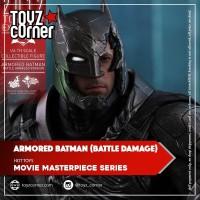Hot Toys MMS-417 / MMS417 Armored Batman (Battle Damaged Version)