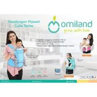 Omiland Baby Hipseat OBG6541/Gendongan Duduk Bayi Cube Series 6 In 1