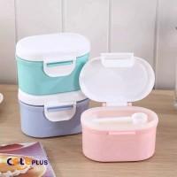 Milk Powder Container / Toples Susu Baby Safe 400gr MC001