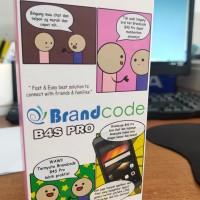 brandcode b4s pro 8GB
