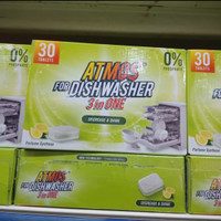 Atmos For Dishwasher 3in1/ 30 tablet