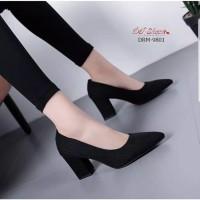 Sepatu wanita hak tahu big heels tm04