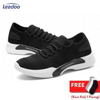 Leedoo Sepatu Sneakers Pria Import Men Shoes Young Lifestyle MR205