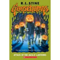Goosebumps: Attack of the Jack-O'-Lanterns: Goosebumps Book #4 (eBook)