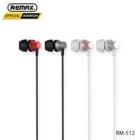 REMAX Metal Wired Music Headset RM-512 (New Package)