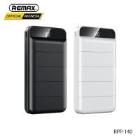 REMAX Leader Series 2USB Power Bank 20000mAh RPP-140 - WHITE