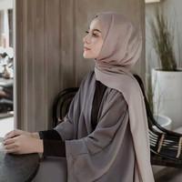 Jilbab Pashmina Sabyan Diamond Italiano/Hijab Pasmina/Kerudung Pashmin