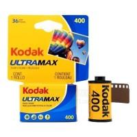 Kodak Film Ultramax 400 Fresh Camera 35mm roll isi 36
