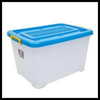 Shinpo 116 Cb130 Container Box 130 Liter (By Gojek)
