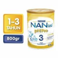 PROMO SUSU NAN kid pH Pro 3 800GRAM