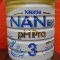 Susu bubuk Nan kid ph pro 3 isi 800g