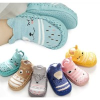Prewalker Anti Slip Karakter Animal Cute, Fashionable Sepatu Bayi