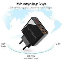 JOYSEUS USB wall charger 3 port