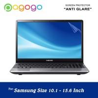 Screen Protector Anti Gores Laptop Samsung 10 11 12 13 14 15 Glare