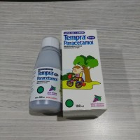best production Tempra Sirup 100ml (obat demam anak)
