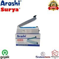 Arashi Impulse Sealer AIS 200 20cm Alat Perekat Press Plastik AIS200