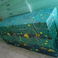 Kasur lipat inoac D23 ukrn 200x160x15